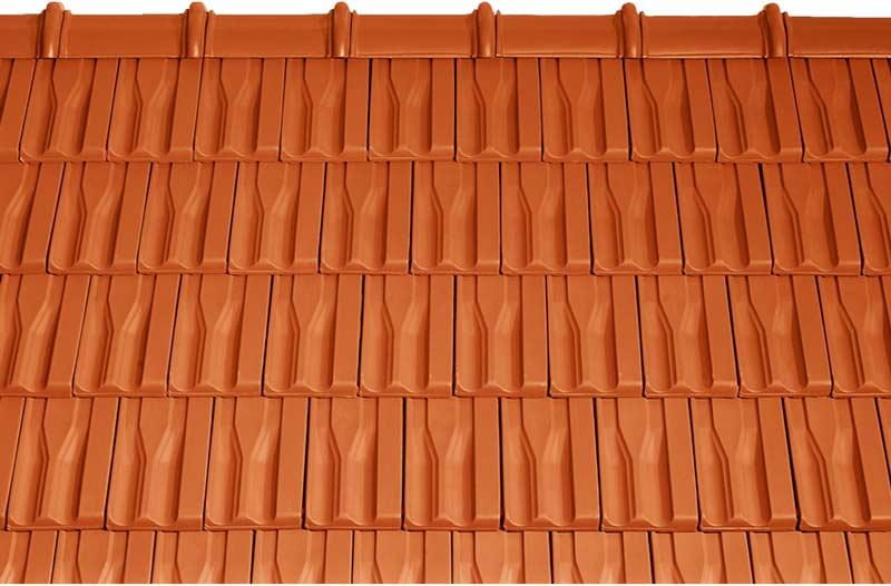Tondach Tangó tetőcserép terrakotta