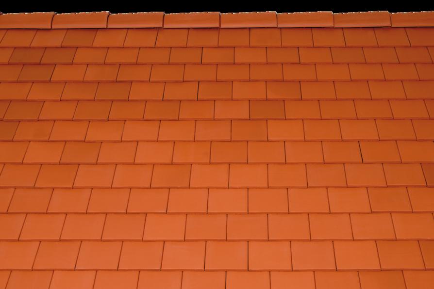 Tondach táska lekerekített tetőcserép téglavörös