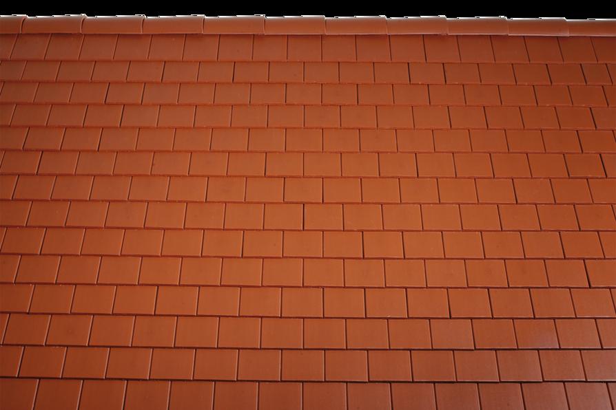 Tondach táska szögletes tetőcserép rézbarna