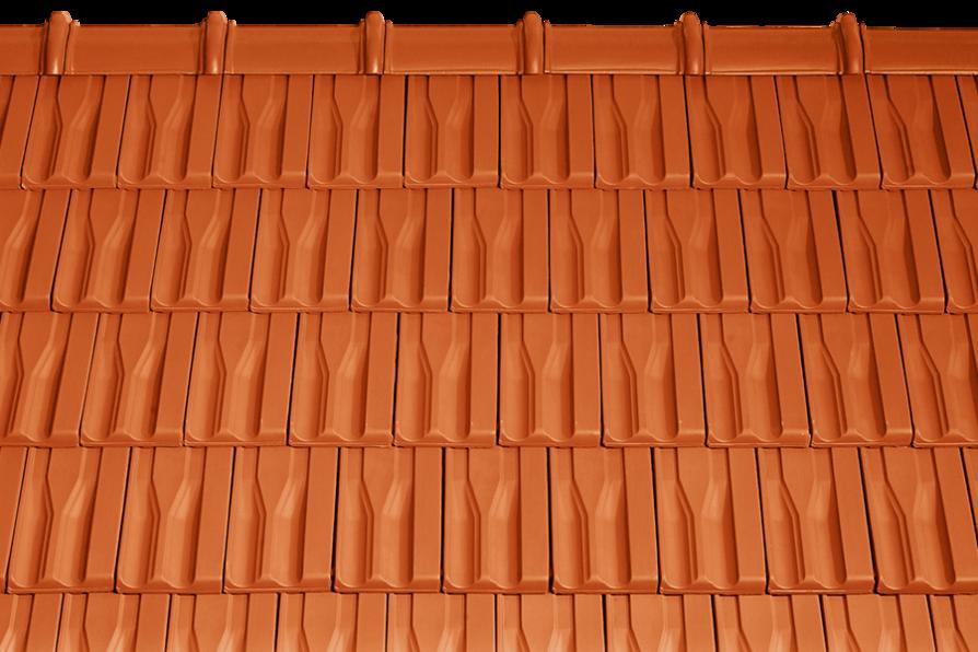 Tondach Tangó alapcserép terrakotta