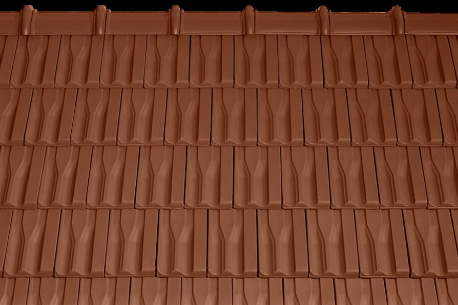 Tondach Tangó alapcserép barna
