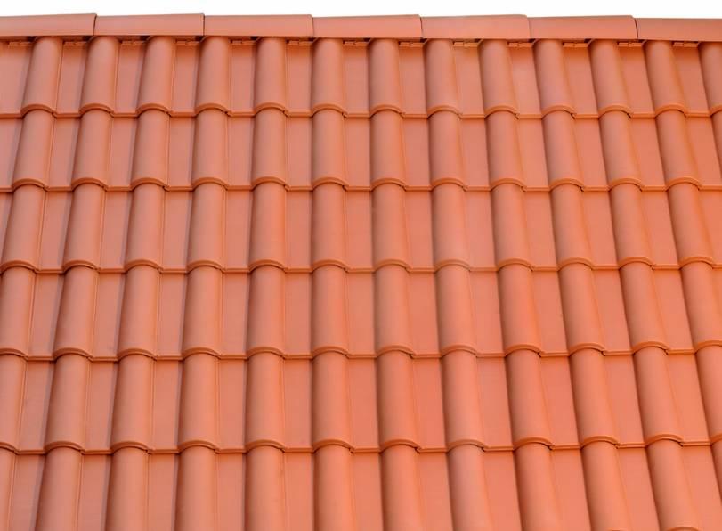 Tondach Palotás alapcserép terrakotta