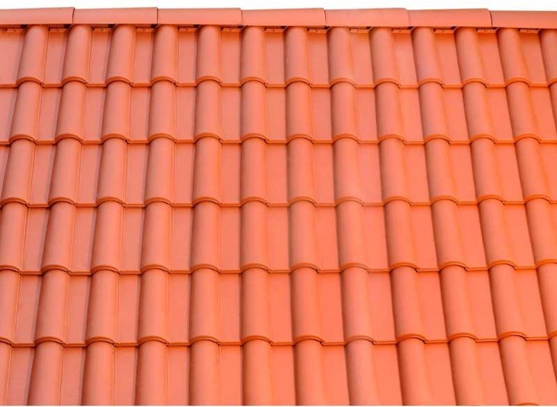Tondach Palotás tetőcserép terrakotta