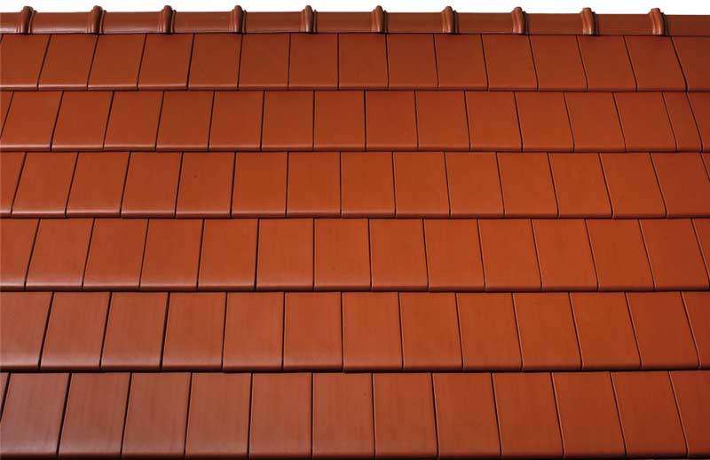 Tondach Figaro Deluxe tetőcserép rézbarna
