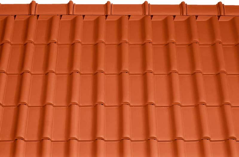 Tondach Rumba tetőcserép terrakotta