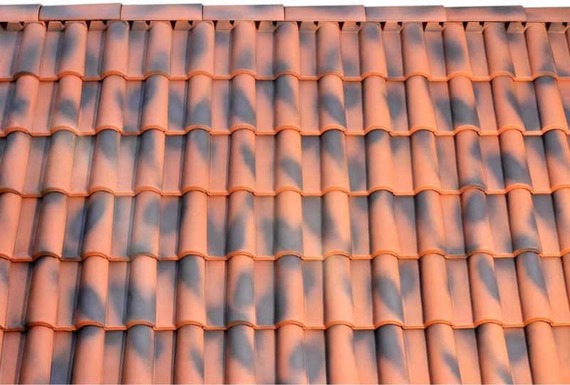 Tondach Palotás tetőcserép antik