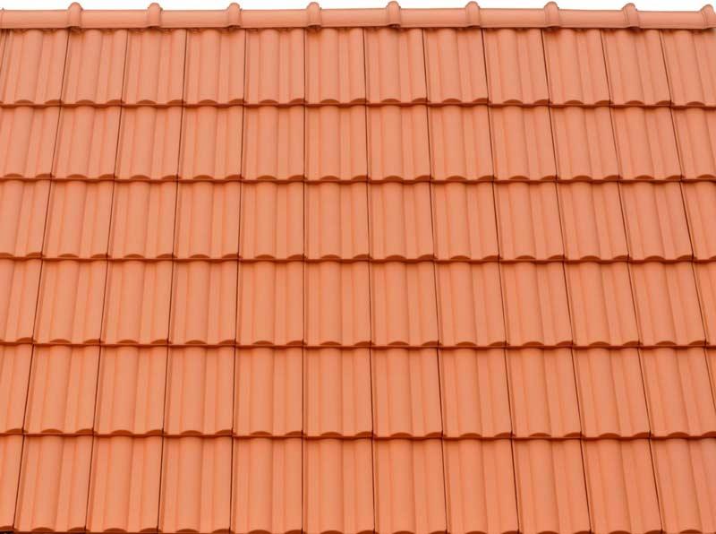 Tondach Twist tetőcserép terrakotta