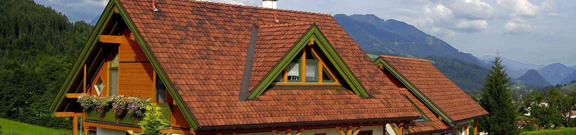 Tondach Bolero kerámia tetőcserép - Antik színben