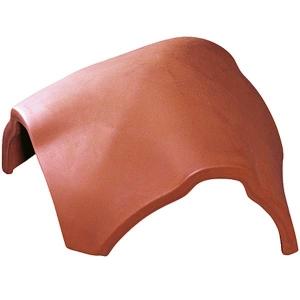 Tondach hármas gerincelosztó elem Hódfarkú,Hornyolt,Tangó,Palotás,Twist,Tangó+,Bolero és Rumba tetőcseréphez téglavörös