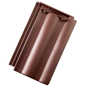 Tondach Twist FusionProtect tetőcserép barna