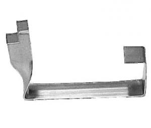 Tondach viharkapocs kettősfedés 30×50 mm tetőléc esetén