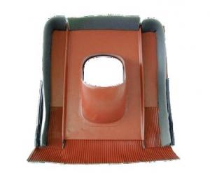 Tondach fém átmenőcserép hódfarkú tetőcseréphez