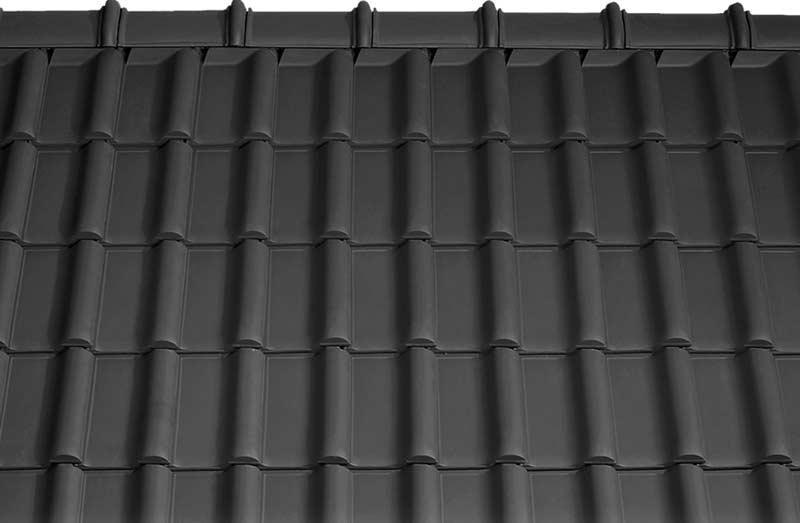 Tondach Rumba tetőcserép antracit