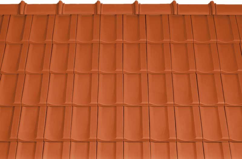 Tondach Bolero tetőcserép terrakotta