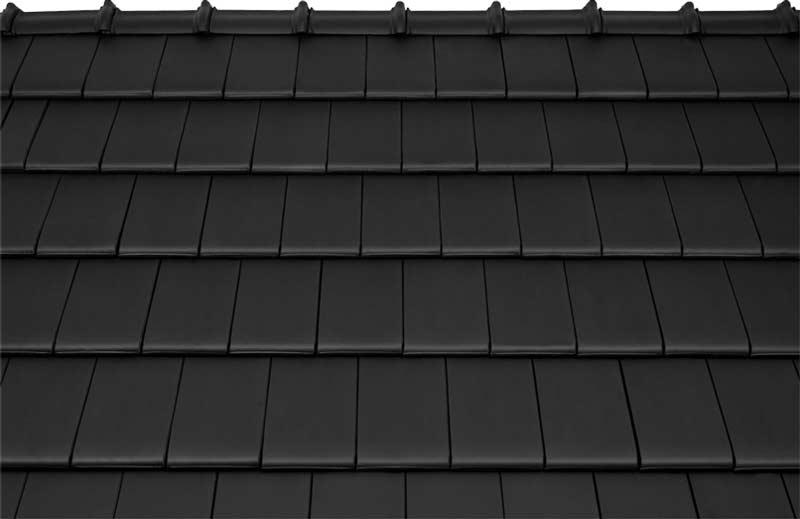 Tondach Figaro tetőcserép fekete
