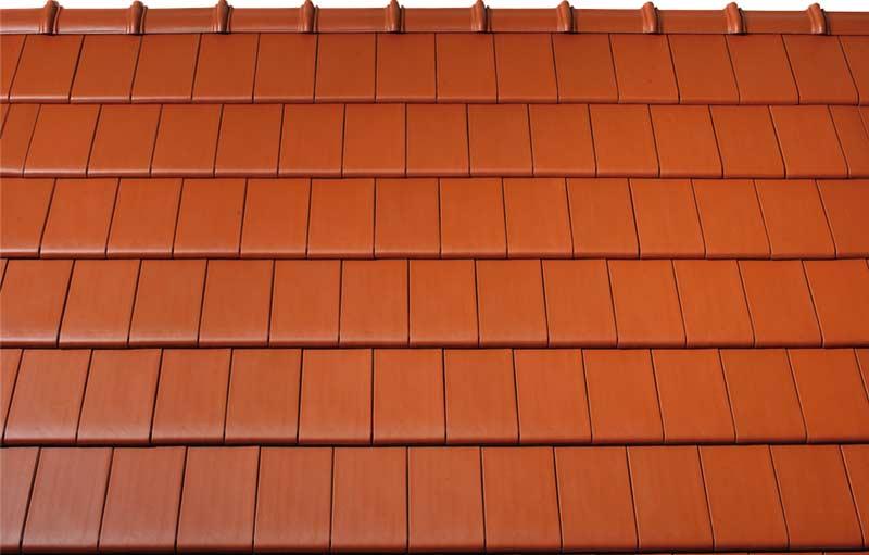 Tondach Figaro Deluxe tetőcserép piros