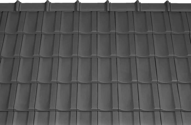 Tondach Bolero tetőcserép antracit
