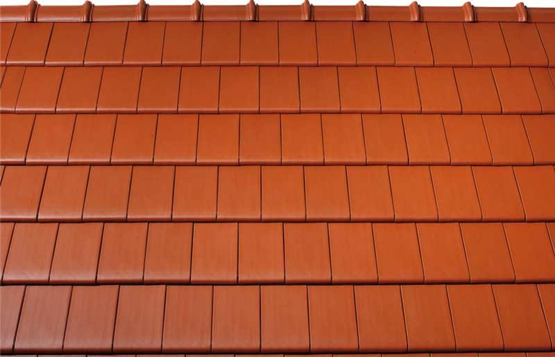 Tondach Figaro tetőcserép piros